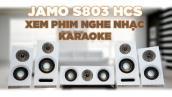 AnhDuyAudio | Jamo S803 HCS cho Nghe Nhạc - Xem Phim - Karaoke