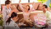 SAO ANH CHƯA VỀ NHÀ (#HappyAtHome) - BỘ Y TẾ x TikTok x AMEE | Official M/V | #ONhaVanVui Challenge