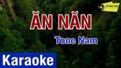 Karaoke Ăn Năn - Tone Nam | Thiên Quang (Beat Gốc Chuẩn)
