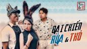Nhạc Chế ĐẠI CHIẾN RÙA & THỎ | Thiên An | Battle Between The Turtle & The Rabbit Parody