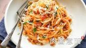 番茄肉酱意面  Spaghetti with Meat Sauce