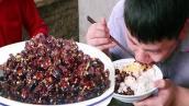 一斤的牛肉,教你超下饭的做法,做一次吃好久,拌米拌面都超级香!【三德子美食】