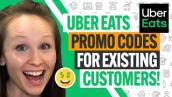 🍕 Uber Eats Promo Codes for Existing Customers That Work:  Free Food Delivery Hacks (2021)