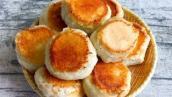 【三丰美食】香菇肉丁包,教你最解馋做法,个个白胖柔软又鲜香,太好吃了