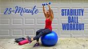 25-Minute Stability Ball Workout
