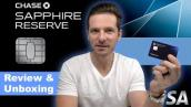 CHASE SAPPHIRE RESERVE CREDIT CARD REVIEW \u0026 UNBOXING | Is This Card As Good As The Amex Platinum?