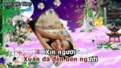 Xuân Yêu Thương karaoke beat gốc chuẩn
