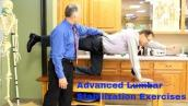 ADVANCED Lumbar Stabilization Exercises-Without Equipment- Strengthen Your Back